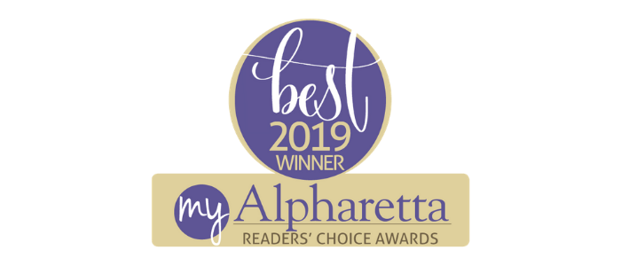 Voted Best Neighborhood Bar in My Alpharetta Readers' Choice Awards