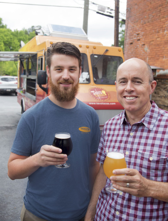 Truck & Tap Featured in Cherokee Life Magazine
